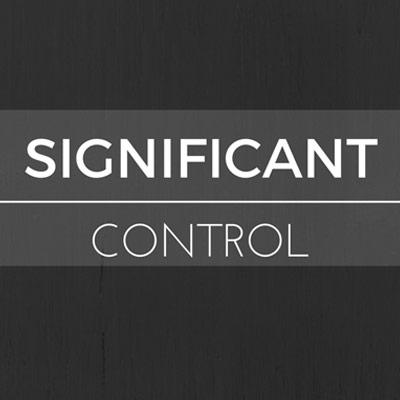Significant Control