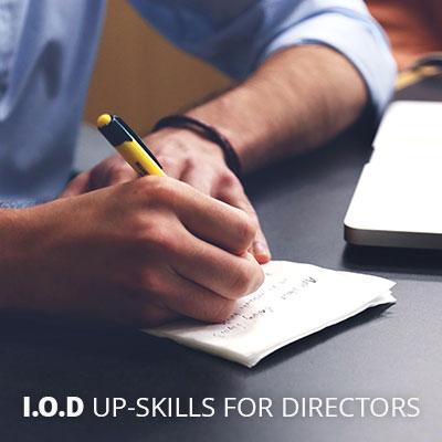 IOD Up-skills for Directors