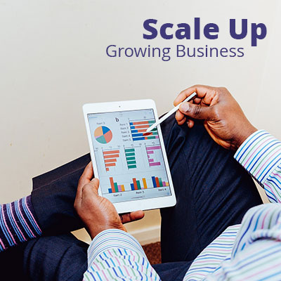 Scale Up - Growing Business