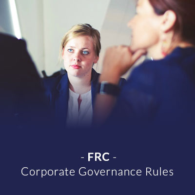 FRC Corporate Governance Rules