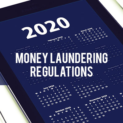 Amendments to Money Laundering Regulations, January 2020